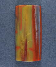 Colorful Arizona Rainbow Wood Designer Cabochon  #15853