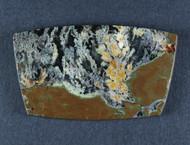 Amazing Priday Plume Agate Designer Cabochon  #15896