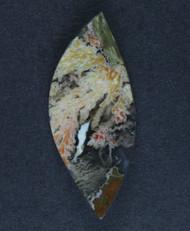 Amazing Priday Plume Agate Designer Cabochon  #15912