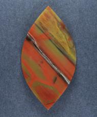 Colorful Arizona Rainbow Wood Designer Cabochon  #16000