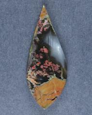 Amazing Priday Plume Agate Designer Cabochon  #15997