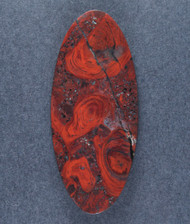 Outstanding Mary Ellen Jasper Cabochon - Great Color!!  #16019