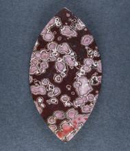 Colorful Hornitos Poppy Jasper Designer Cabochon  #17035