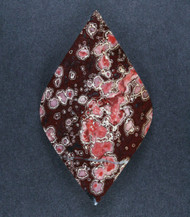 Colorful Hornitos Poppy Jasper Designer Cabochon  #17053