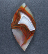 Top shelf Orange Condor Agate Designer Cabochon-   #17154