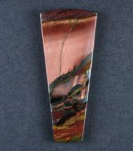 Dramatic Marra Mamba  Cabochon - Rare Copper Red  #17220