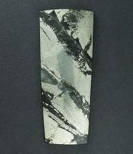 Gorgeous! Pyrite in Agate Designer Cabochon   #17268