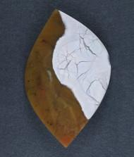 Gorgeous Chapenite Brecciated Jasper Cabochon   #17319