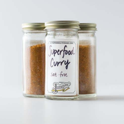 Superfood Curry Blend
