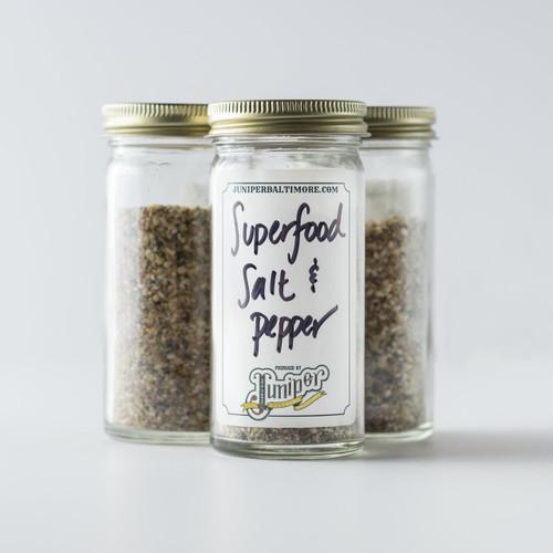 Superfood Salt & Pepper Blend