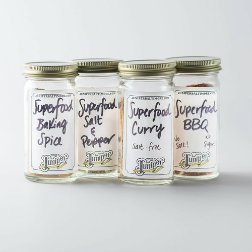 Superfood Spice Blend Collection