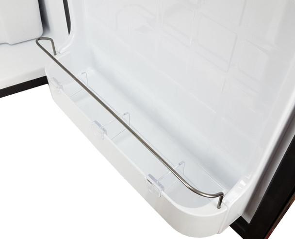 Vitrifrigo C85IXD4-F RV Refrigerator 12V / 110V - 3.2 CF