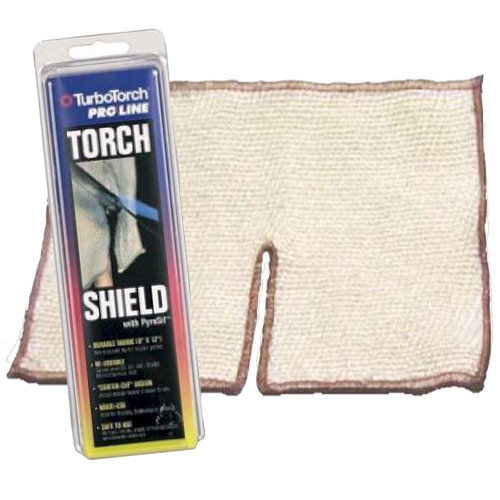 "TurboTorch 0386-0561 PL-812 8"" x 12"" Thermal Radiation ProLine Torch Shield"