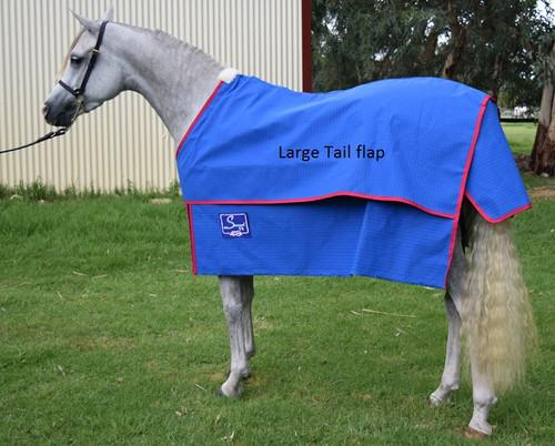 Large Tail flap