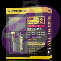 Nitecore i2 Dual Battery Charger