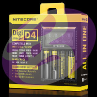 NITECORE D4 Quad Battery Charger