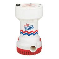 rule 2000 bilge pump manual
