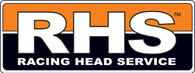 RHS Cyl Head Assembly, Sbc 180Cc F, Part #12041-01