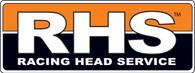 RHS  Cyl Head Assembly, Sbc 180Cc, Part #12042-01