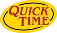 "Quicktime Bellhousings 1/4"" Aluminum Chevy Transmission Spacer, Part #RM-197"