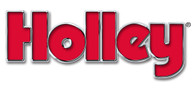 Holley 2 Bbl Carbs, 350 Cfm Outer Carb - No Choke - Shiny, Part #0-80684-1