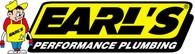 "Earl's Performance Accessories, -10 ""Y"" Fuel Block, Part #100176ERLP"