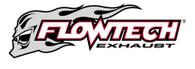 Flowtech Cat Back Systems - Car, Muffler W/Tip & Inlet Tube - Left Side, Part #50153FLT