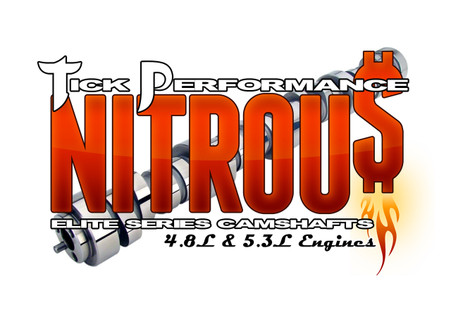 Tick Performance NITROU$ Camshaft for 4.8L & 5.3L Engines