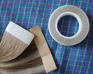 100pcs High Quality Double Sides Adhesive Extension Tape for Skin Weft Tape Hair Extensions