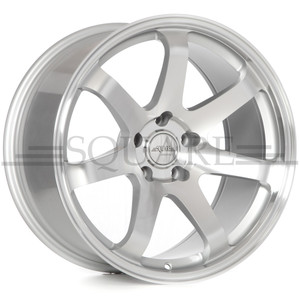 SQUARE Wheels G8 Model - 18x9.5 +12 5x114.3