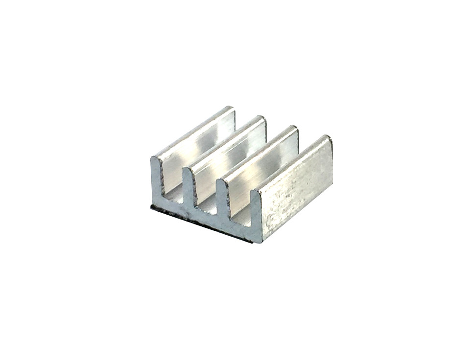 Aluminium Heat Sink for Raspberry Pi Zero (Silver)