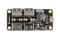 Stackable USB Hub for Raspberry Pi Zero