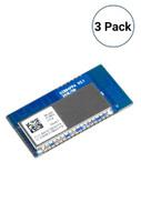WiBlue ESP8266 CC2640 Pre-Certified WiFi+Bluetooth IoT Module EC864FPA-S (3-pack)