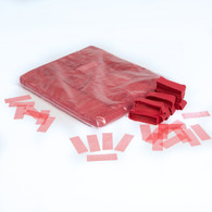 Red biofetti - 1kg bag