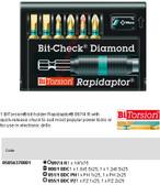 05056370001 WERA 8700-6/BDC RAPIDAPTOR BIT-CHECK (6PC)