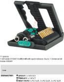 05056657001 WERA KRAFTFORM KOMPAKT 32 (11PC SET)