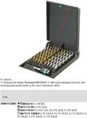 05057123001 WERA 8651/55/67/889-60 TX BIT-SAFE (PH/PZ/TX)