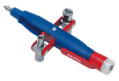 00 11 17 Knipex PEN STYLE W/LIGHT WRENCH FOR SWITCH CABINET