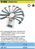 HAZET 1557TS-1 TORX-SELECTOR DISC