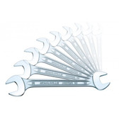 96400307 Stahlwille 10/10 Double Open End Wrench Set