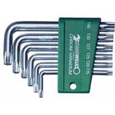 96432202 Stahlwille 10766/9 Torx Key Wrench Set