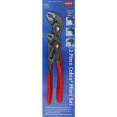 2X8701 Knipex 2pc Cobra Plier set 180 and 250