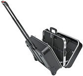 "00 21 41 LE Knipex Tool Case ""BIG Twin-Move"" with integrated rollers and telescopic handle"