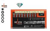 05057687002 WERA 8751/55/67/68/IMP DC Impaktor Bit-Check