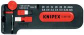 1280 100SB  Knipex Mini Stripping Tool