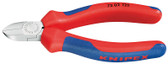 72 02 125  Knipex Diagonal Cutters for Plastics and Lead