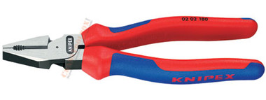 0202 180  Knipex High Leverage Combination Pliers