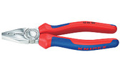 03 05 140 Knipex 5.5 inch COMBINATION PLIERS -COMFORT GRIP