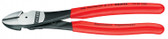 74 01 200 Knipex 8 inch HIGH LEVERAGE DIAGONAL CUTTERS
