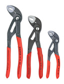 Knipex Cobra Plier 3 Pc Set